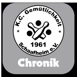 Kegelclub Gemütlichkeit Schaafheim Chronik