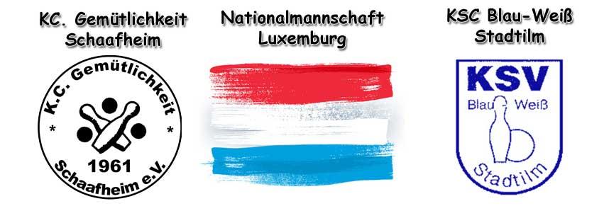 Hessen, Thüringen, Luxemburg