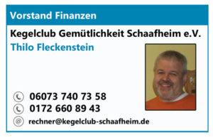 Vorstand Finanzen Thilo Fleckenstein