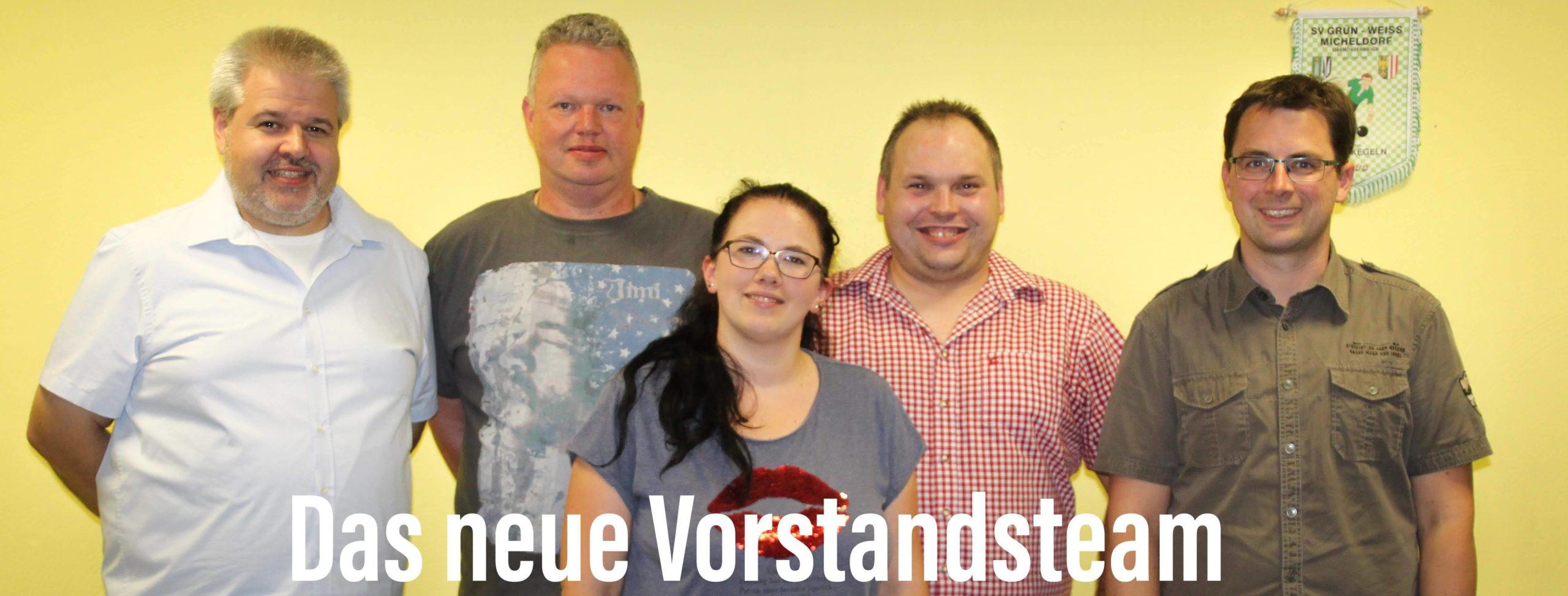 Vorstand des KCG Schaafheim ab dem 13.09.2018