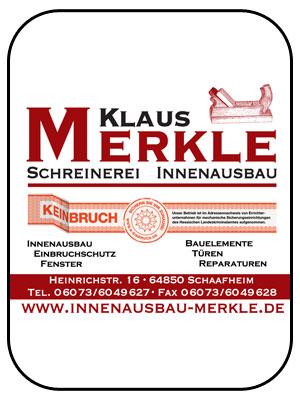 chreinerei und Innenausbau Klaus Merkle
