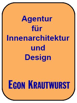 Agentur für Innenarchitektur und Design Egon Krautwurst