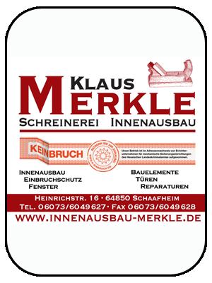 Schreinerei und Innenausbau Klaus Merkle