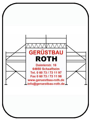 Wolfgang Roth Gerüstbau
