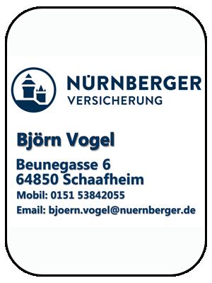 Börn Vogel Nürnberger Versicherung