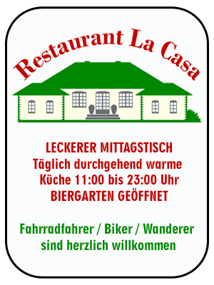 Restaurant La Casa in 64850 Schaafheim